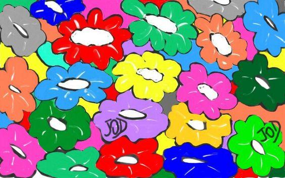 Sara said  -  desenhos de Jussara dias