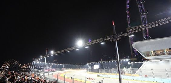 Pit Grandstand tickets for Formula One Singapore