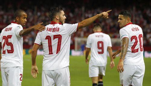 .@SevillaFC pide $3.5 millones para que Puerto Rico lo auspicie...