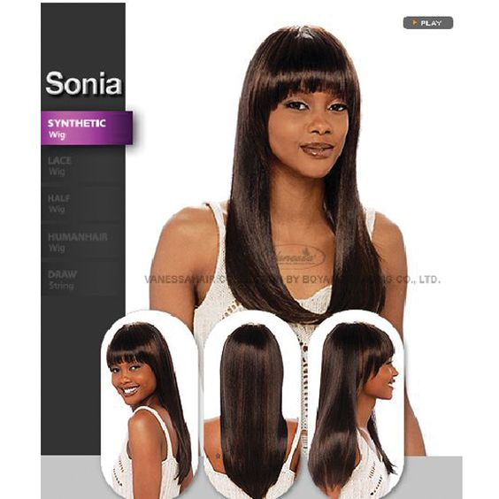 BestHairForYou.com - Vanessa Fifth Avenue Collection Synthetic Hair Wig Sonia, $17.99 (http://www.besthairforyou.com/vanessa-fifth-avenue-collection-synthetic-hair-wig-sonia/)