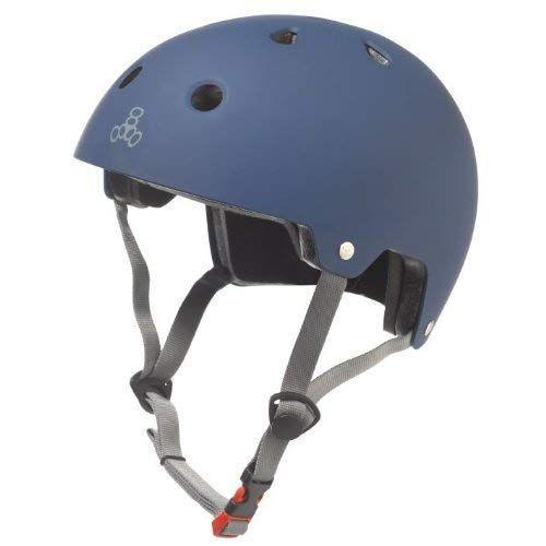 Triple 8 Sweatsaver Helmet-Carbon Blue-X-Large