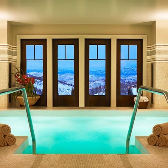 Take your experience off the slope and relax at @montagedeervalley's Spa Montage. #ForbesTravelGuide Takeover