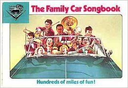 The Family Car Songbook by Tam Mossman