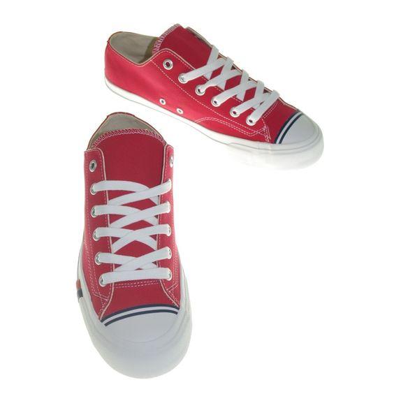 Keds rakuten | PRO KEDS Schuhe - Sneaker ROYAL CANVAS LO - red - Shoedeal