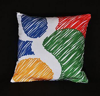 A Capa de Almofada do Google é perfeita para deixar sua casa linda, colorida e em grande estilo.