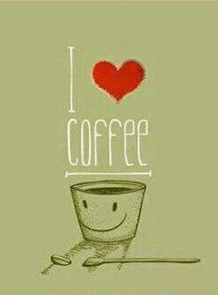 I love coffee 4 - sz