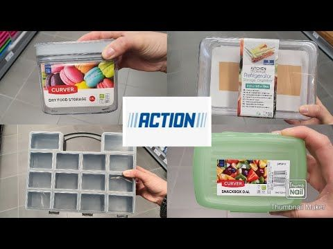 Action Arrivage 11 02 Rangement Boite Youtube Make It Yourself Action