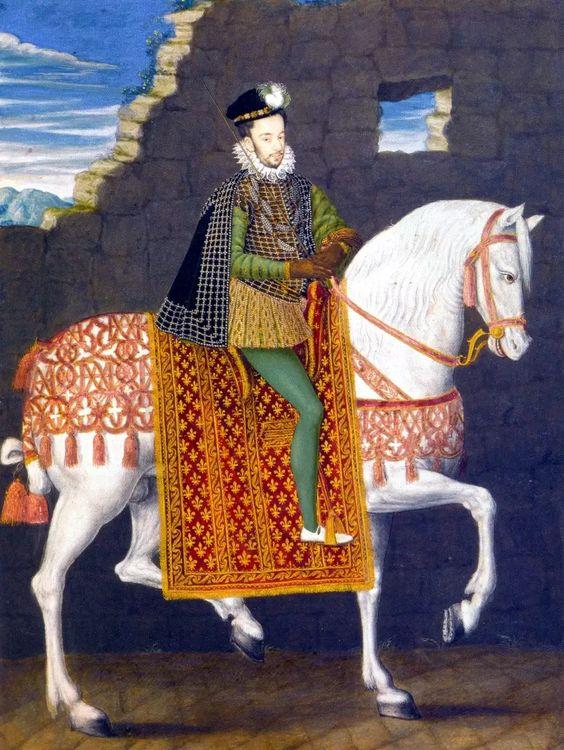 Henri III, roi de France et de Pologne
