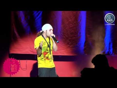Beatboxing lytos vs. krNfx - Quarters - Emperor of Mic 2010