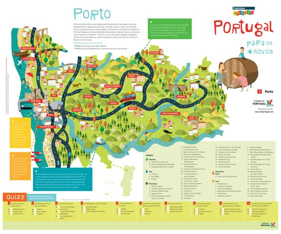 Cute Porto Portugal Map Interesting Maps Pinterest Porto - Portugal norte map