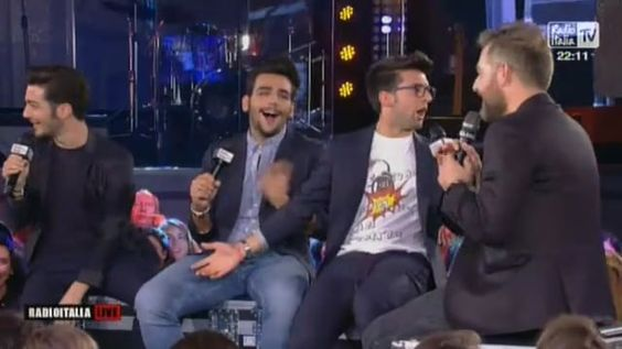 Il Volo's interview at 'Radio Italia Live', recorded on the 25th of September 2015 (aired 16.10.2015)  No Copyright infringement intended. I own absolutely none of these videos (unless otherwise stated). All Copyrights belong to their respective owners.