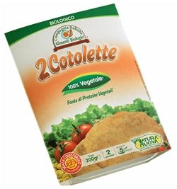 Cotoletta Vegetale: Cotoletta Vegetale, Vegan Elementi, Vegetale Compagnia