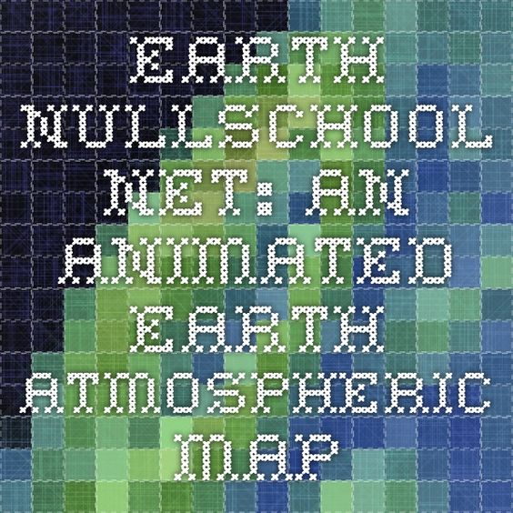 earth.nullschool.net: an animated earth atmospheric map