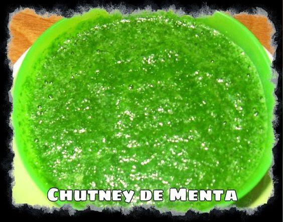 Chutney de Menta