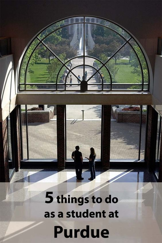 Making the most of your four years in college | Purdue University Undergrad Life