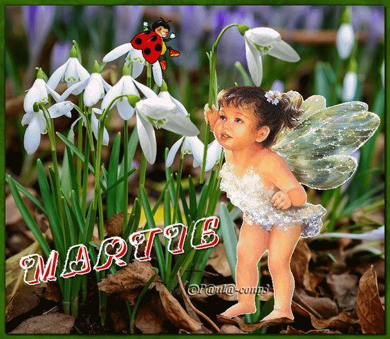 Martie- O primavara frumoasa