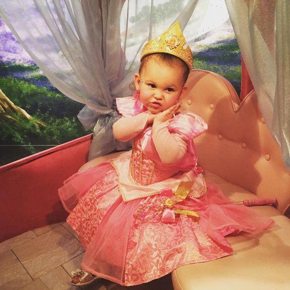 What a magical day  #bibbidibobbidiboutique #princess