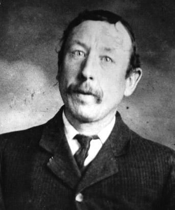 Escott Robert Phillips, a second-class passenger, was one ...