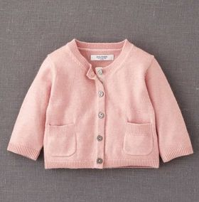 baby cardigan- Mini Boden