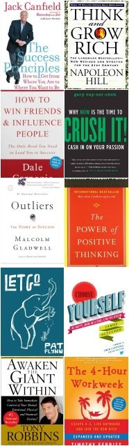 Personal Development ebooks p/o 175+ best self help books