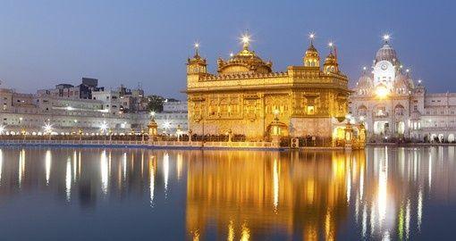 Amritsar The Golden Temple India Vacation Visit Dubai Amritsar
