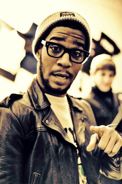 """Scott """"Kid Cudi"""" Mescudi  