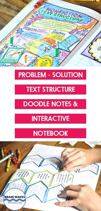 solution text notes Note to students that sometimes there is more than one problem but they need to listen to the whole story because usually there is a main problem and a main solution to a.