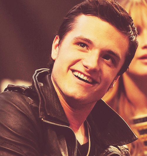 Josh's awesome smile :)
