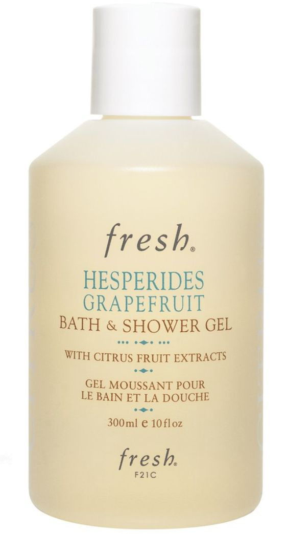 Loving this grapefruit body wash for summer