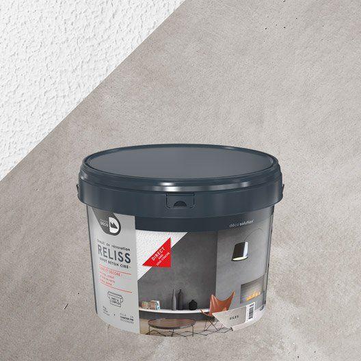 Enduit Decoratif Maison Deco Silex 15 Kg Enduit Decoratif Enduit Decoratif Interieur Enduit