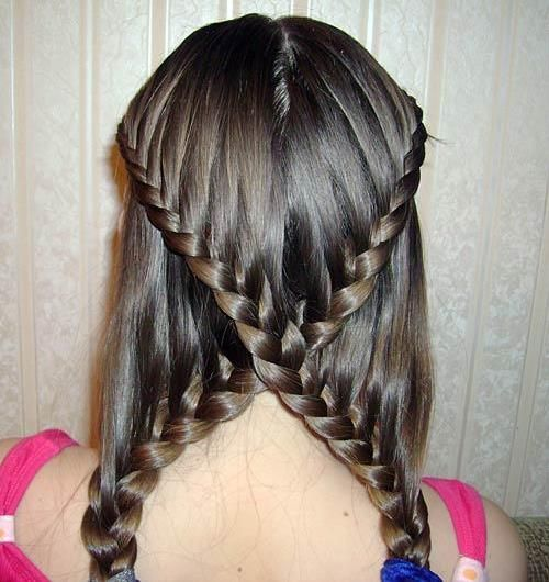 FRENCH BRAID – HAIRSTYLE FOR LONG HAIR  If it's your first time to do or create a French braid, it will be a little complicated to create it than the way it appears. However, the techniques used in creating a regular braid are the same techniques used when coming up with French braid. The only difference is that you have to add in hair closest to your scalp to the braid as you braid your way down.