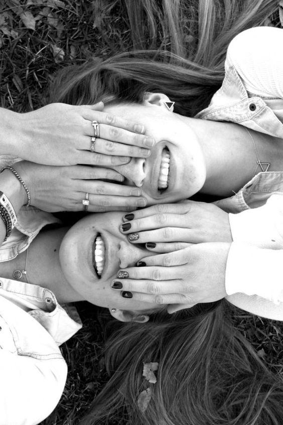 25 Divertidas fotos que toda chica debe tener con su mejor amiga â‹® Es la moda