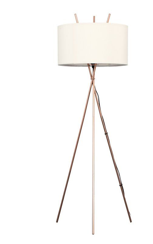 Crawford 138 5cm Tripod Floor Lamp Floor Lamp Lamp Tripod Floor Lamps