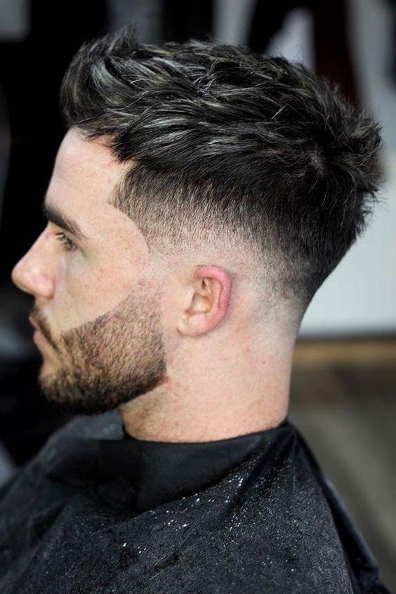 Coiffure Quiff Coupe De Cheveux Homme Coiffure Homme Coiffure Homme Dessin Coupe Homme Cheveux Courts