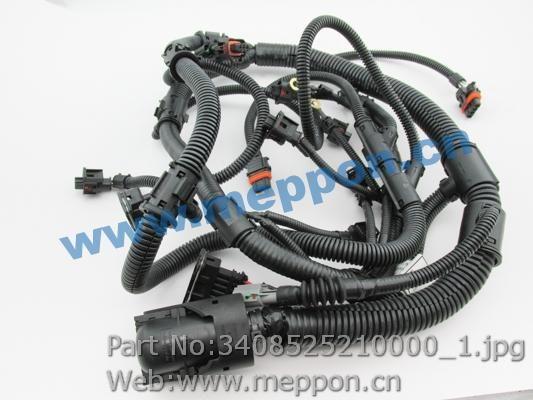 3408525210000 Engine Control Harness