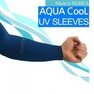 AQUA COOL Arm Sleeve (Made in Korea)