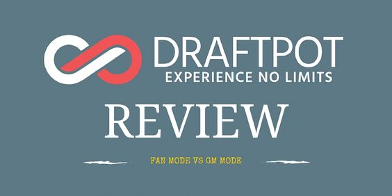 DraftPot Review - Daily Fantasy Sports Site Review