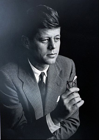 John F. Kennedy became the 35th President of the United States on December 6, 1960: