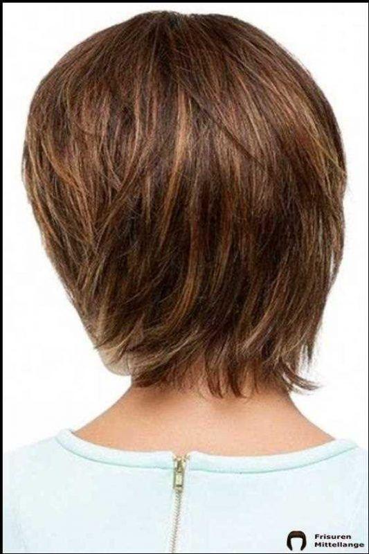Feines Haar Mittellanges Haar Frisuren 2021 Damen