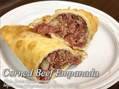 Corned Beef Empanada Recipe Panlasang Pinoy Meaty Recipes Recipe Corned Beef Empanada Corned Beef Recipes Beef
