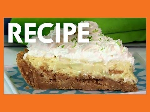 Learn How To Make Authentic Key Lime Pie!