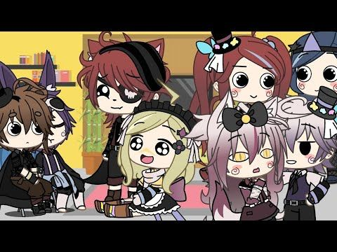 We Met In Minecraft Gacha Life Story Reaction Youtube Life Stories Story Back Read