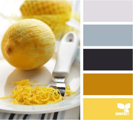 lemon zest color - photo #32