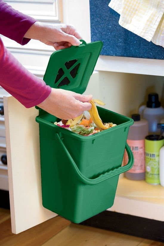 How To Get Rid Of Smell In Compost Bin