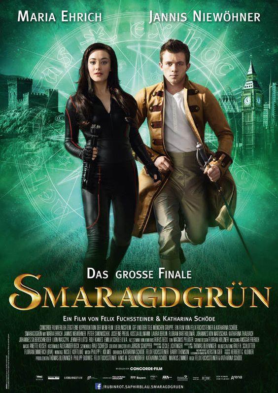 Rubinrot, Saphirblau & Smaragdgrün - Neue Bilder & Videos! - Bilder - Mädchen.de