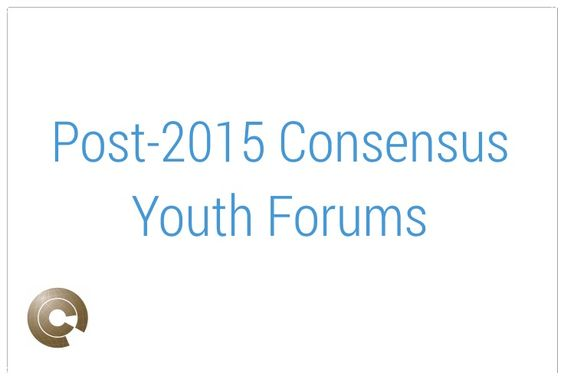 Our youth forums are a platform for young people to express their views on what are the most important targets are for the post-2015 development agenda. Youth forums are taking place in Africa, Asia and Latin America, bringing together groups of between 10 and 100 young people to review, debate and prioritize the best targets for 2015-2030.
