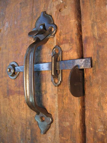 Deadbolt Door Knob Set Universal Combination Lockset