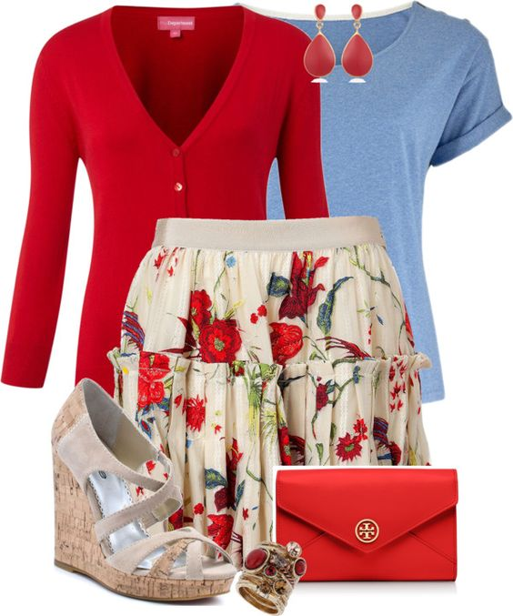 """Florals on Fire Contest #1"" by lifebeautiful ❤ liked on Polyvore"