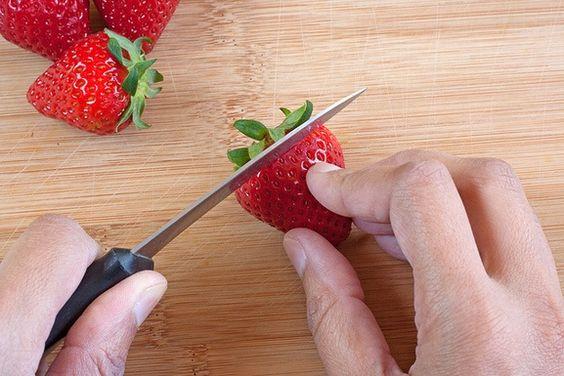 Strawberries! -