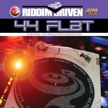 44 Flat-riddim Driven - Various Artists (LP)